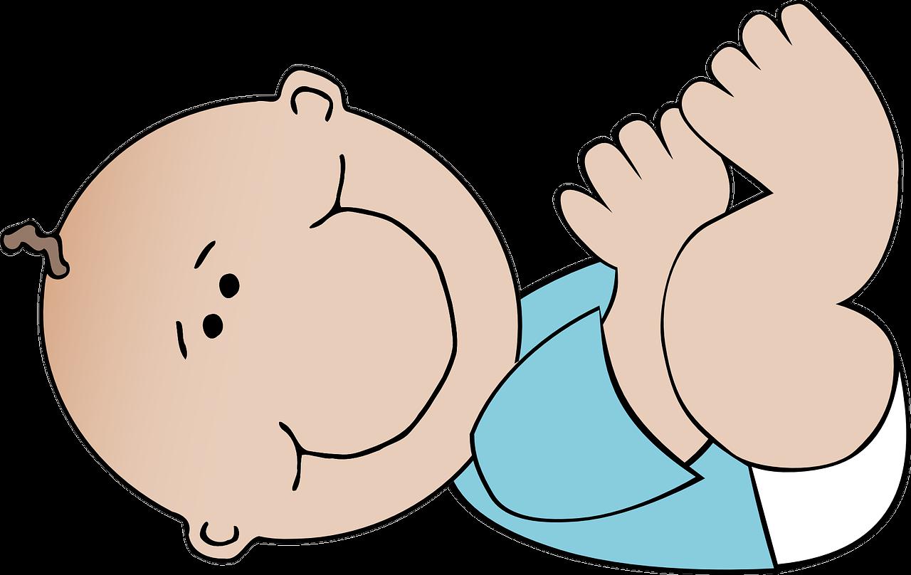 Culetto arrossato neonati: cause e rimedi